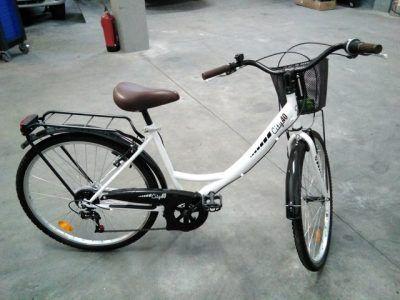 Bicicletas paseo city 40