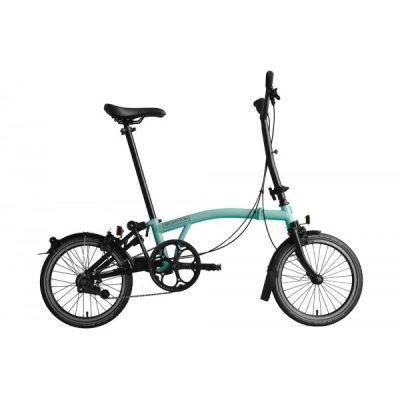 Bicicletas pegables