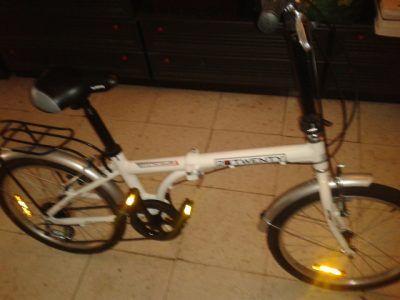 Bicicletas plegables twenty