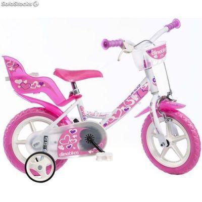 Bicicletas rosa niñas