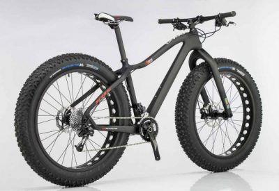 Bicicletas ruedas ancha