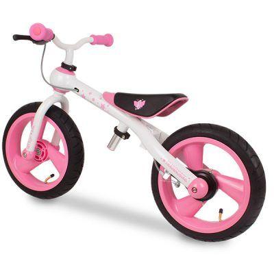 Bicicletas sin pedales con freno