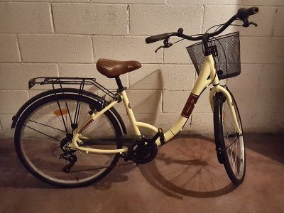 Bicicletas urban life