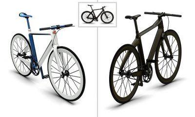 Bicicletas urbana ligera