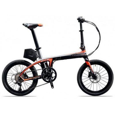 Bicicletas urbana plegables
