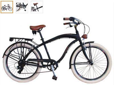 Bicicletas vintage hombre