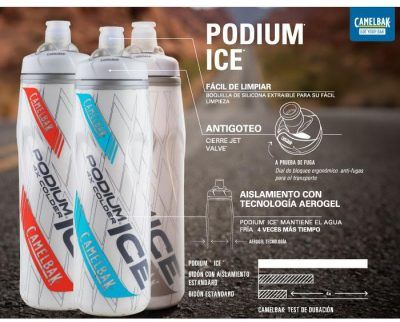 Bidones camelbak podium ice