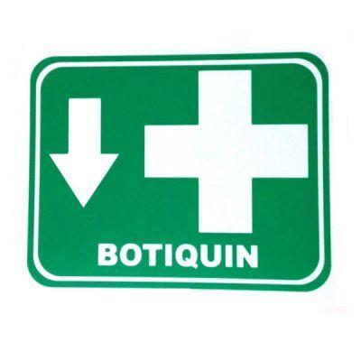 Botiquin señal