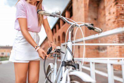Cadenas seguridad bicicletas