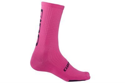 Calcetines ciclismo rosa