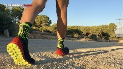Calcetines compressport trail