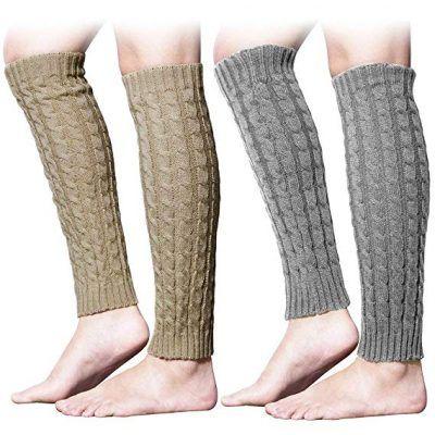 Calentadores para piernas