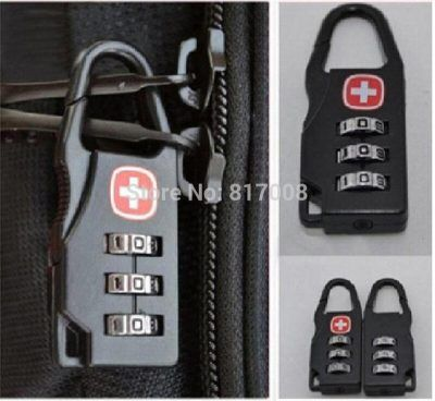 Candados para mochilas