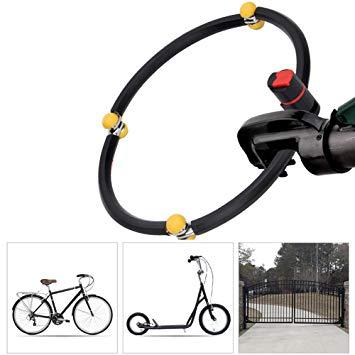 Candados plegables bicicletas