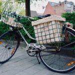 cestas para bicicletas de paseo