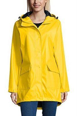 Chubasqueros mujer amarillos