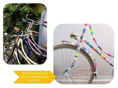 Cintas bicicletas