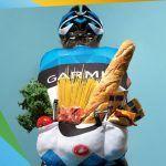 comida para ciclistas