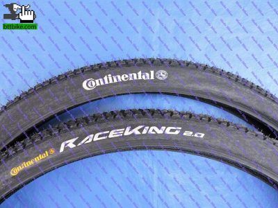 Cubiertas continental race king 29