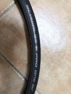 Cubiertas schwalbe pro one tubeless