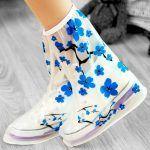 cubre zapatos para lluvia