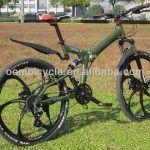 cuernos bicicletas mtb