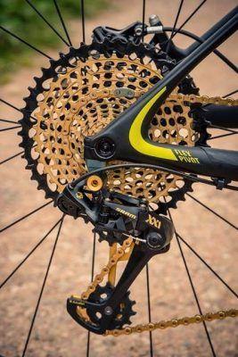Desarrollos bicicletas