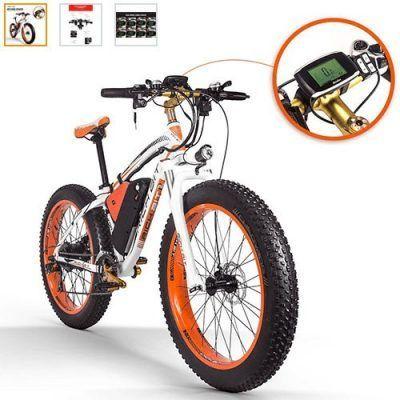 Fat bikes eléctricas