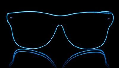 Gafas neon