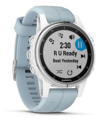Garmin fenix 5 s plus