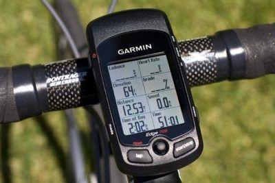 Garmin gps bicicletas