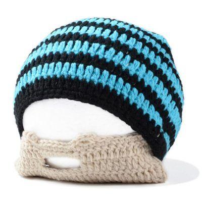 Gorras bicis de lana de ganchillo