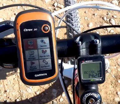 Gps para bicicletas de montaña