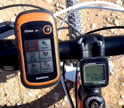 Gps para bicicletas mtb