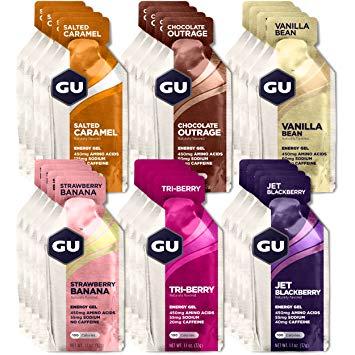 Gu energy geles