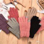 guantes tactiles mujer