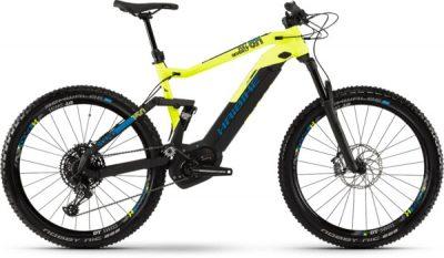 Haibike bikes