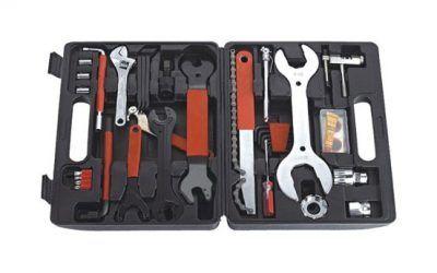 Kit herramientas bicicletas
