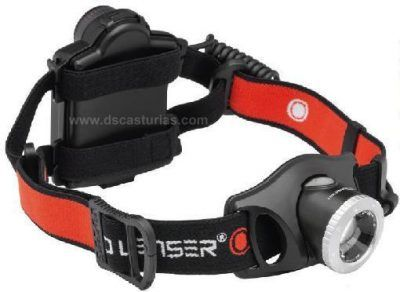 Linternas frontal led lenser