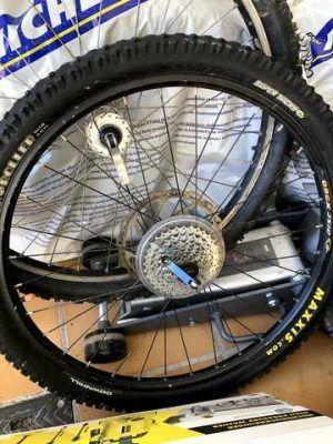 Llantas de bicicletas de montaña