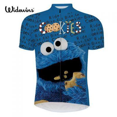 Maillot ciclismo azul