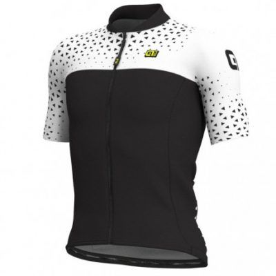 Maillot ciclismo blanco