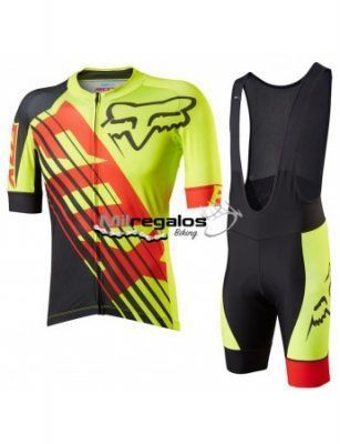 Maillot ciclismo fox