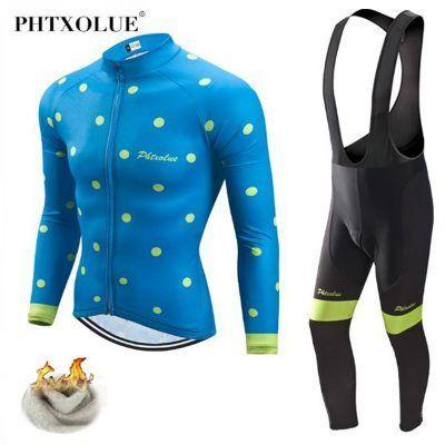 Maillot ciclismo invierno mtb