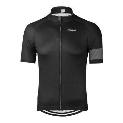Maillot ciclismo negro