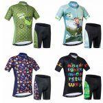 maillot ciclismo niños