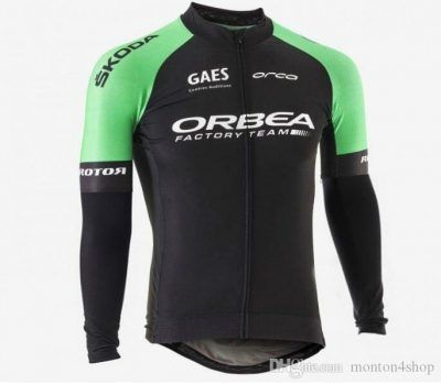 Maillot ciclismo orbea factory team