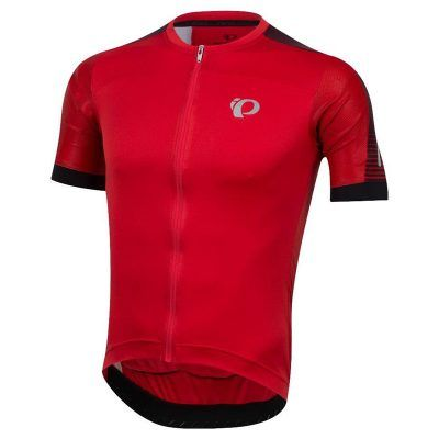 Maillot ciclismo rojo