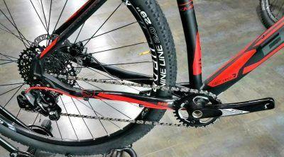 Monoplatos en bicicletas de 26