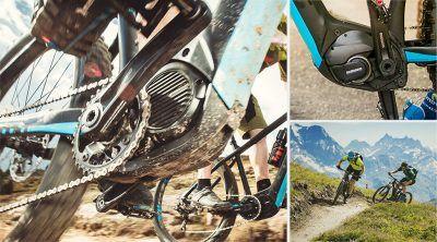 Motores bicicletas shimano e8000